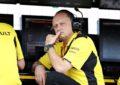 Frederic Vasseur nuovo team boss Sauber