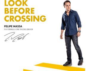 Massa e FIA consigliano di guardare prima di attraversare…