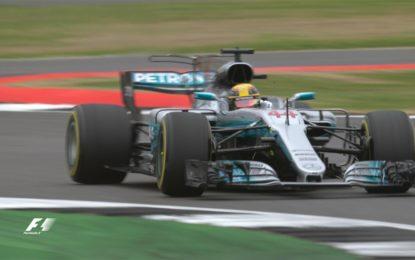 #BritishGP: lotta serrata tra Mercedes e Ferrari nelle FP3