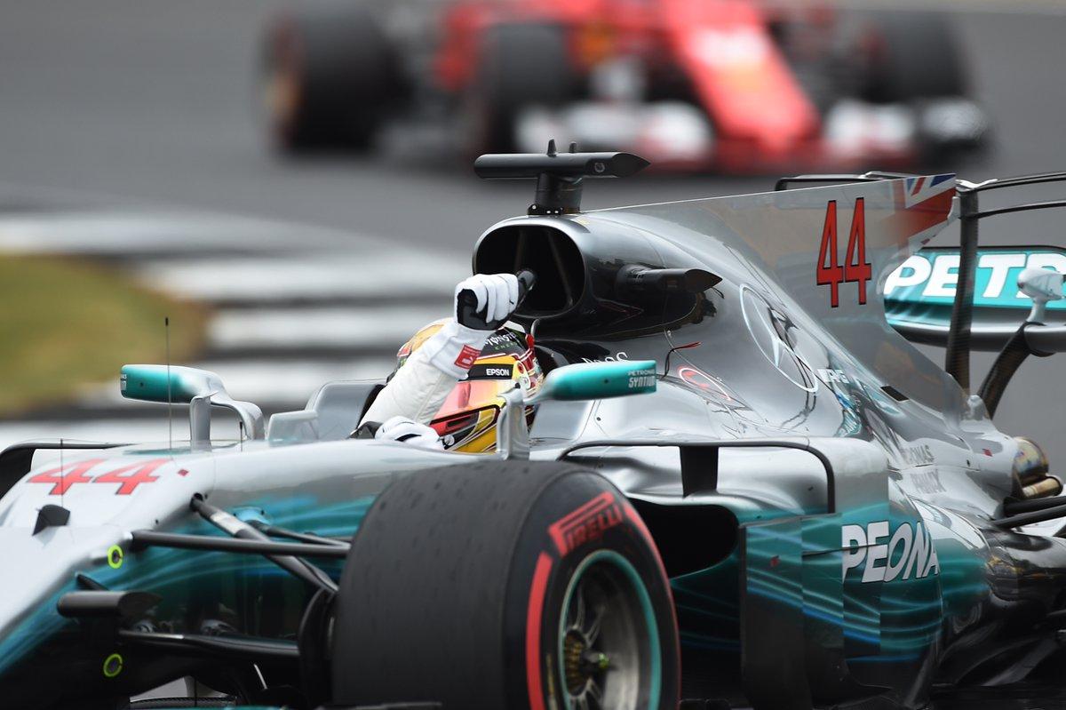 #BritishGP: Hamilton in pole davanti ai suoi fans e alle Ferrari