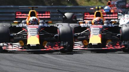 Secondo la Red Bull, FIA troppo severa con Max