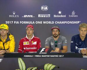 Ungheria: il transcript della conferenza FIA dei piloti