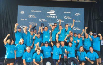 Renault e.dams: tre stagioni, tre Titoli in Formula E