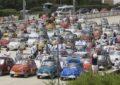 Concluso il 34° Meeting Internazionale Fiat 500 storiche
