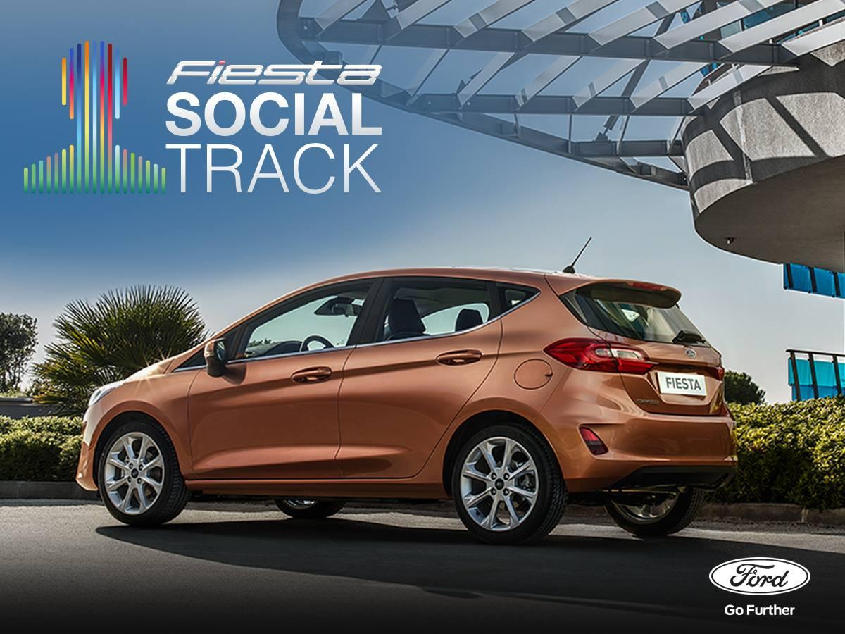 L'estate di Ford a ritmo di Nuova Fiesta