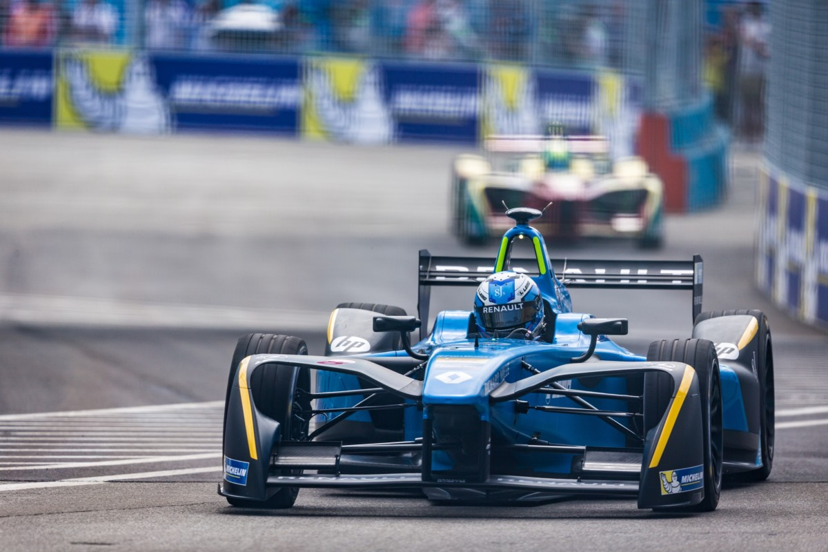 Formula E: weekend positivo per Renault e.dams a New York