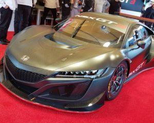 A Spa la presentazione della Honda NSX GT3