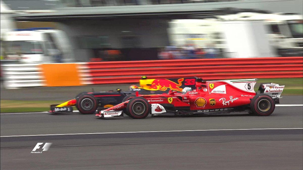 Vettel e Verstappen non se le mandano a dire
