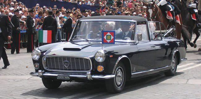 Le auto ufficiali dei principali leader mondiali