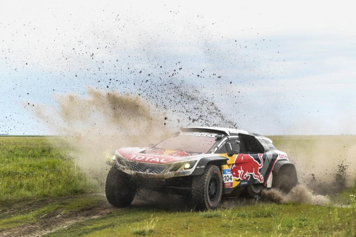 #SilkWayRally: terza vittoria in quattro tappe per Peugeot