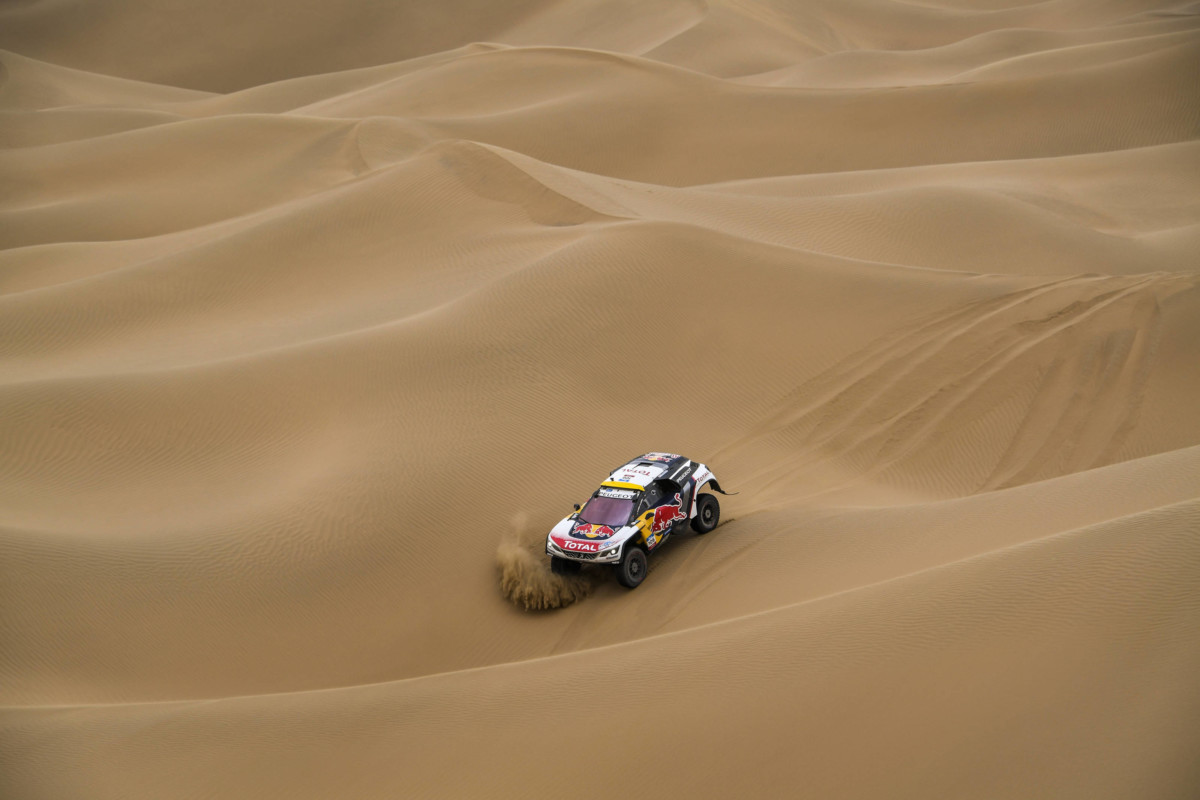 #SilkWayRally: Peugeot all'attacco a due giorni dal traguardo