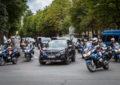 Prima uscita presidenziale per Nuova Peugeot 5008