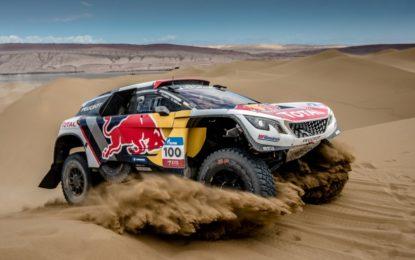 Peugeot e Despres vincono il #SilkWayRally 2017