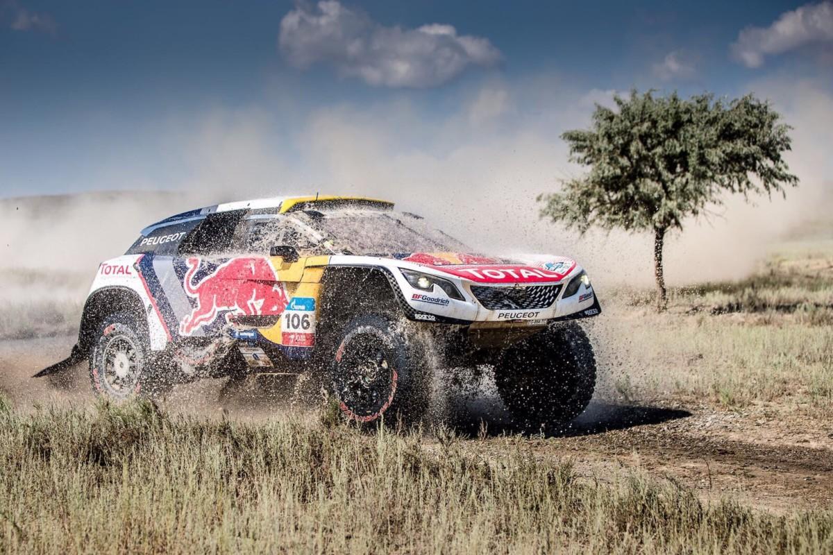 #SilkWayRally: doppio podio Peugeot nella 7° tappa