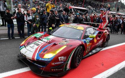 WEC: Rigon pronto per la 6 Ore del Nurburgring
