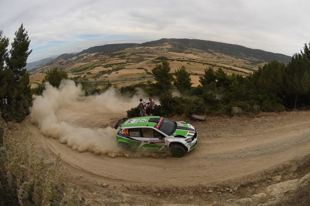 Scandola e D'Amore nel WRC2 al Rally di Finlandia