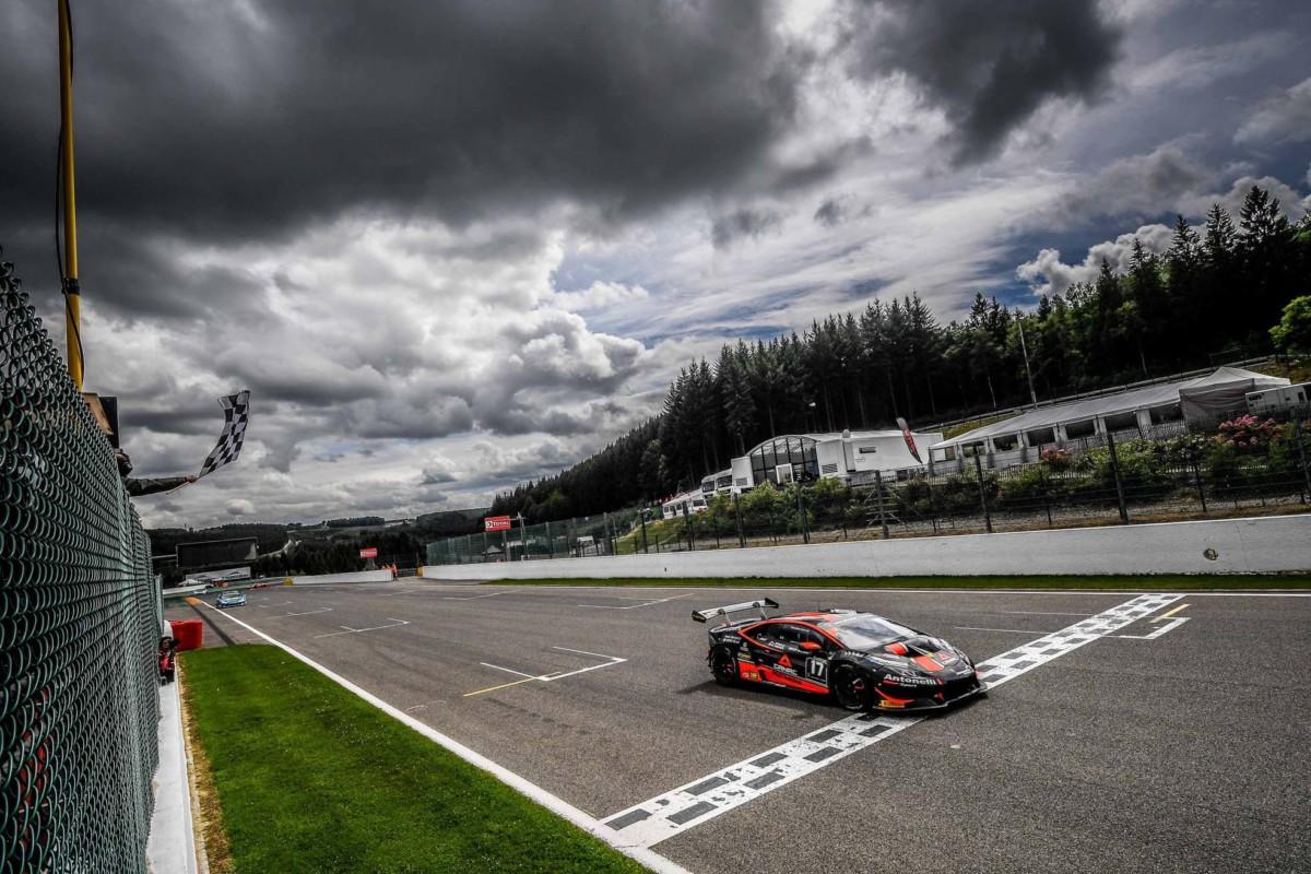 Lamborghini Super Trofeo: vittoria di Grenier-Spinelli in Gara 1