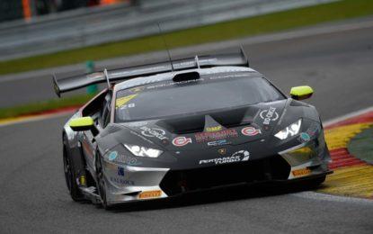 Lamborghini Super Trofeo: Gara 2 a Spa a Scheuschner e Still