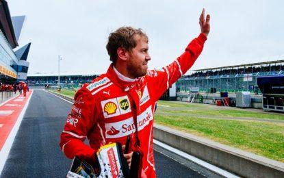 Ferrari: rinnovo triennale per Vettel?