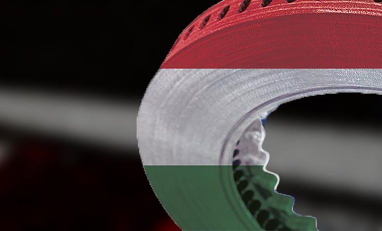Ungheria: l'impegno degli impianti frenanti