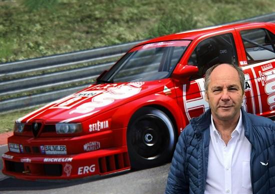 """Berger: """"Valentino Rossi nel DTM? Lo aspettiamo. Se poi Alfa…"""""""