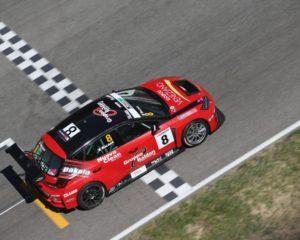 Al Mugello Baldan leader del campionato TCR Italy