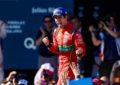 Formula E: vince Vergne. Lucas di Grassi Campione