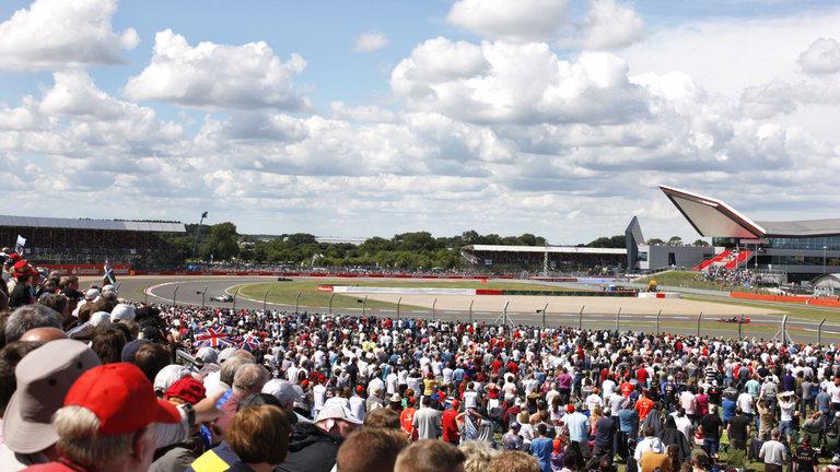 Silverstone dà disdetta del contratto. #BritishGP fino al 2019