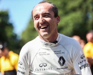 Renault conferma: Kubica nei test post-Ungheria