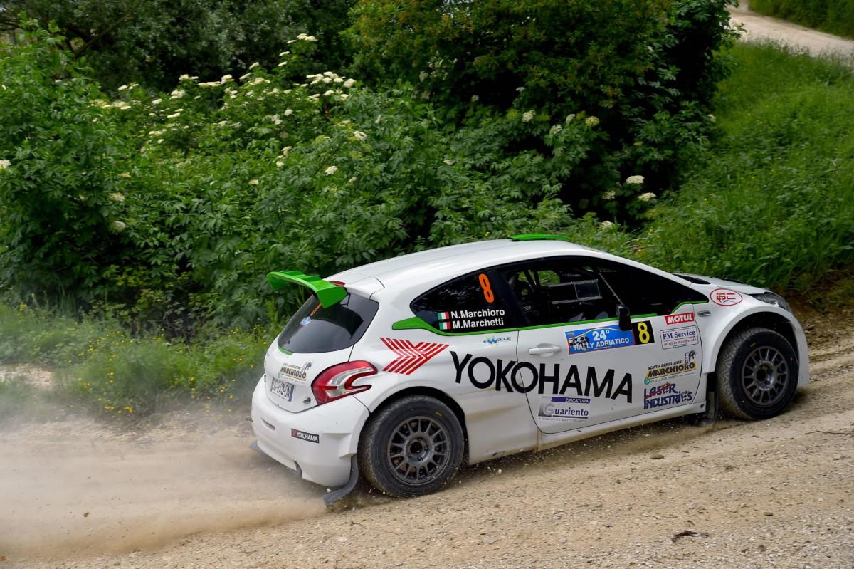 Yokohama Italia si prepara al Rally di San Marino