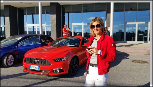 Monica Mecacci nuova Chief Press Officer Ford Italia
