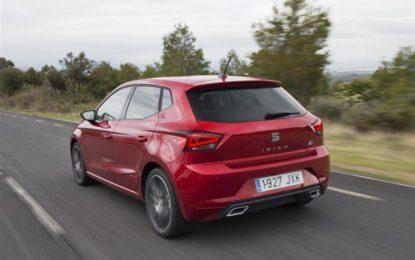 Cinque stelle Euro NCAP per la SEAT Ibiza