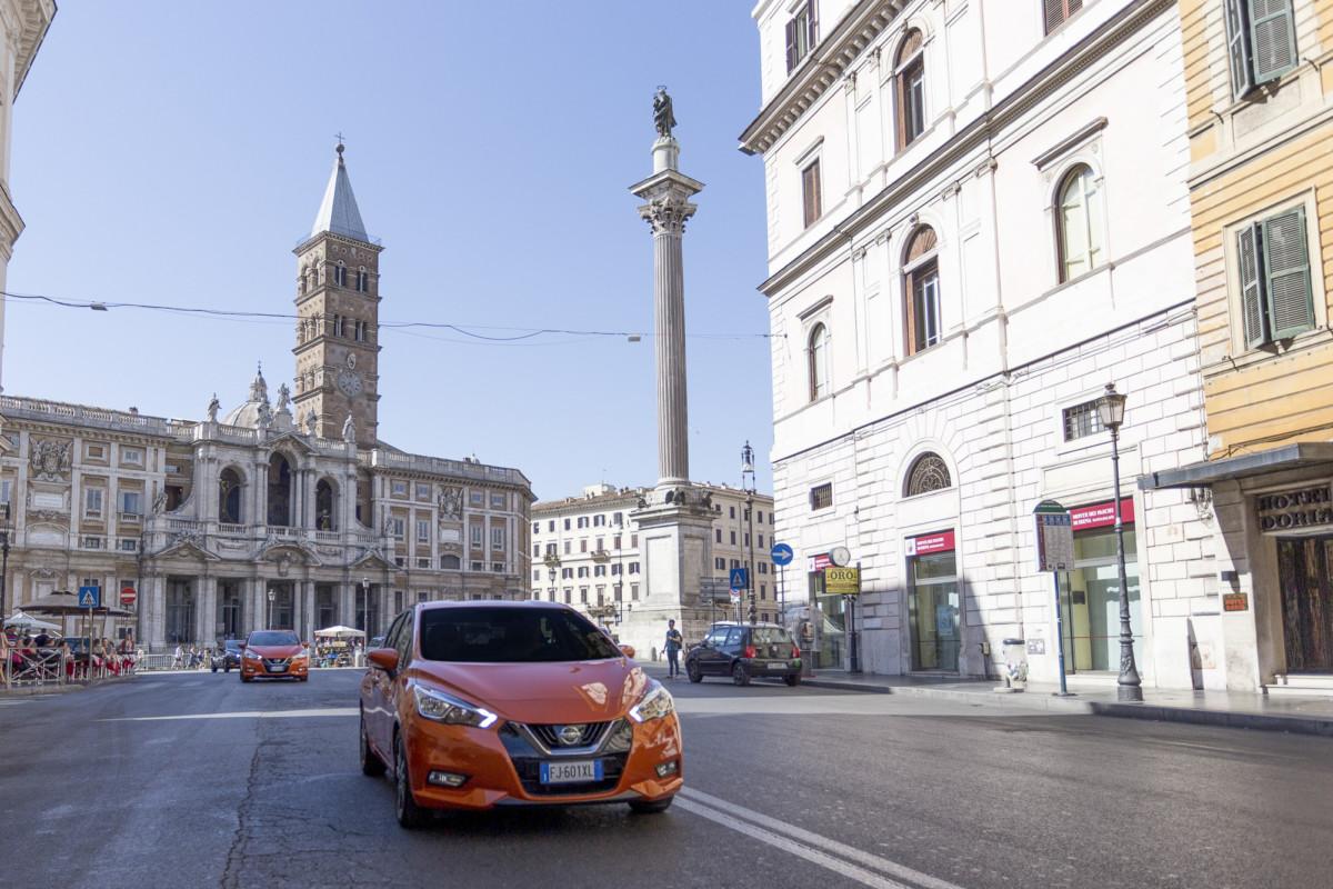 Nuova Nissan Micra, perfetta per la città e non solo
