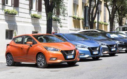 Nuova Nissan Micra: giro d'Italia in 10 tappe