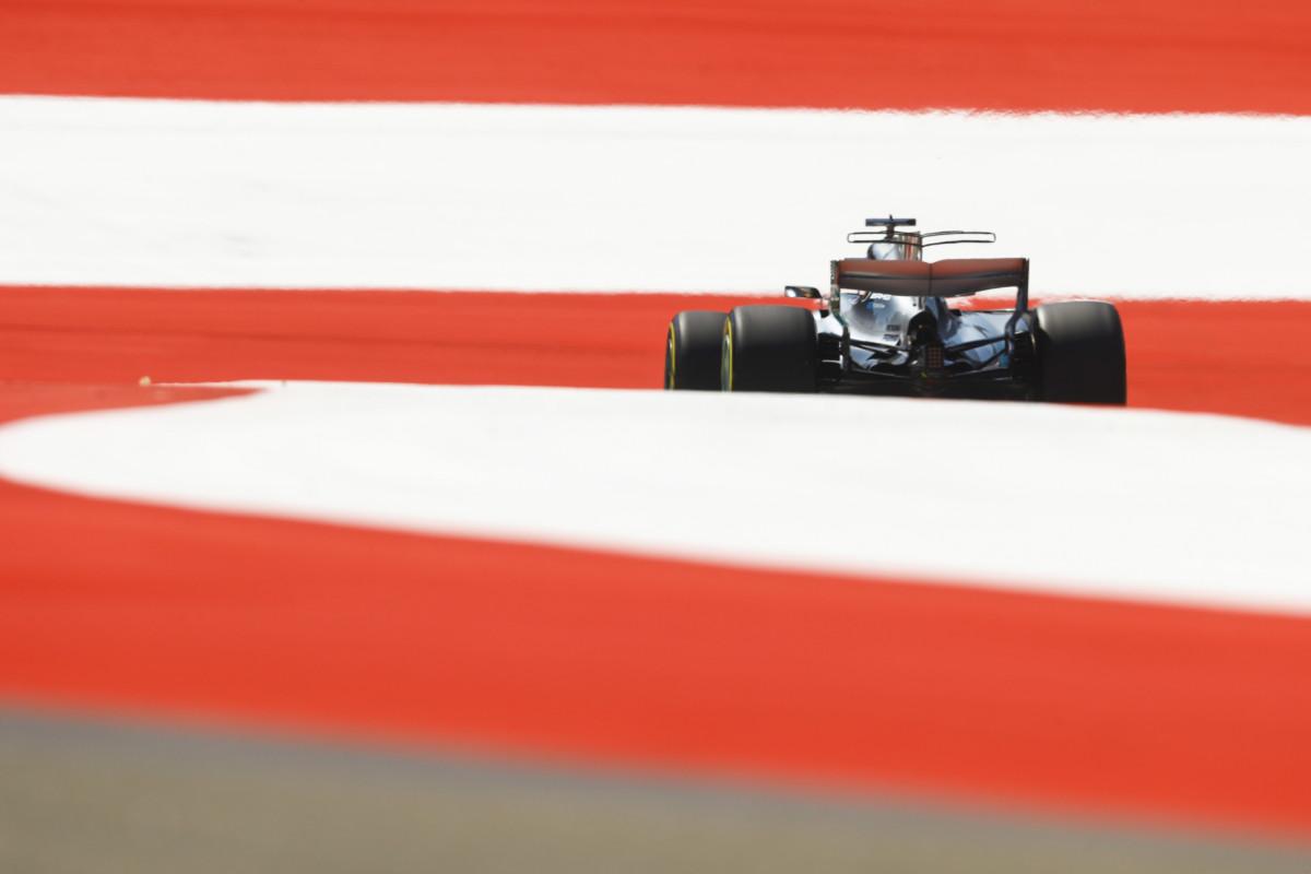 #F1 #AustrianGP: nelle libere degrado e usura al minimo