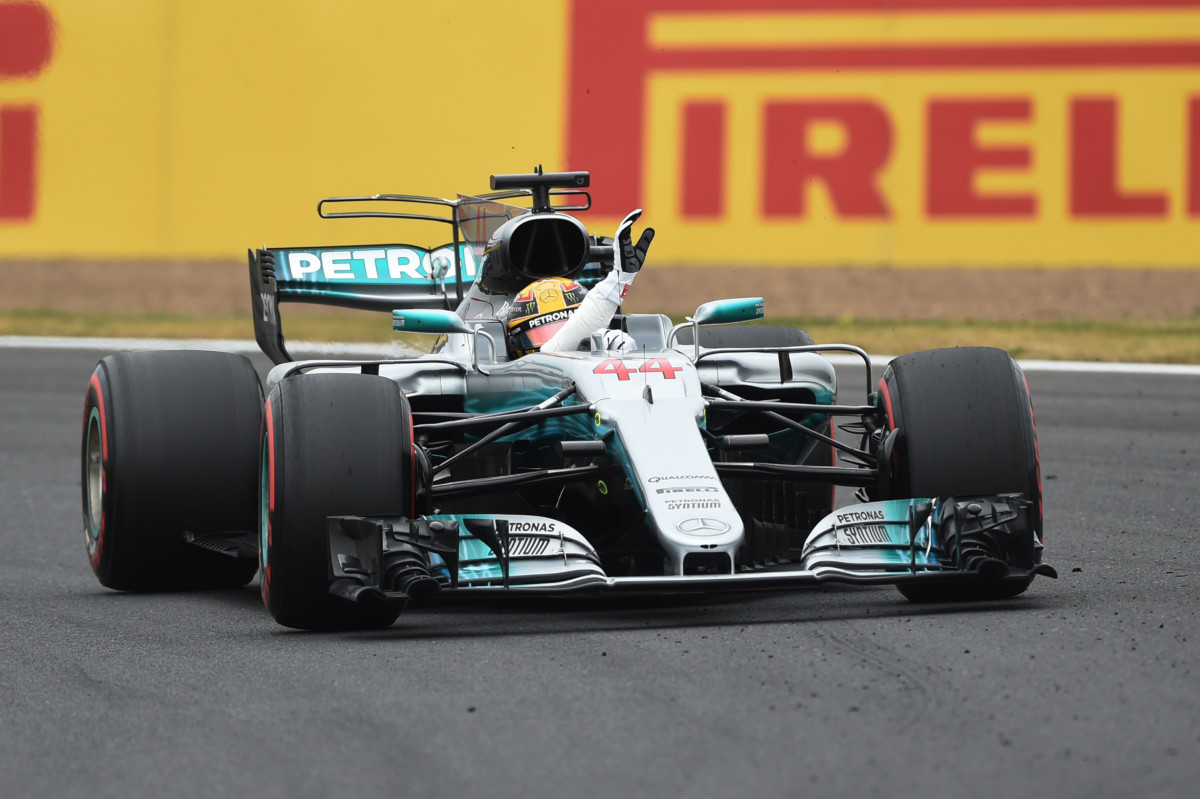 #BritishGP: qualifiche iniziate su intermedie e finite su supersoft