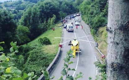 Tragedia al Vallecamonica: un commissario morto, uno grave