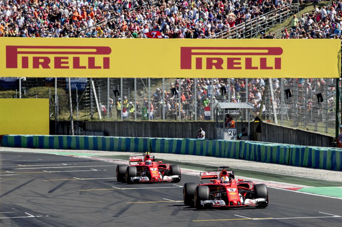 Ungheria: la pole di Vettel di quasi 3,7″ più veloce del 2016
