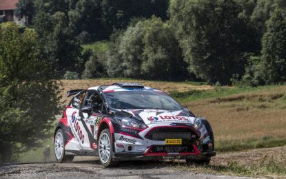 Europeo Rally: Kajetanowicz nuovo leader con Pirelli