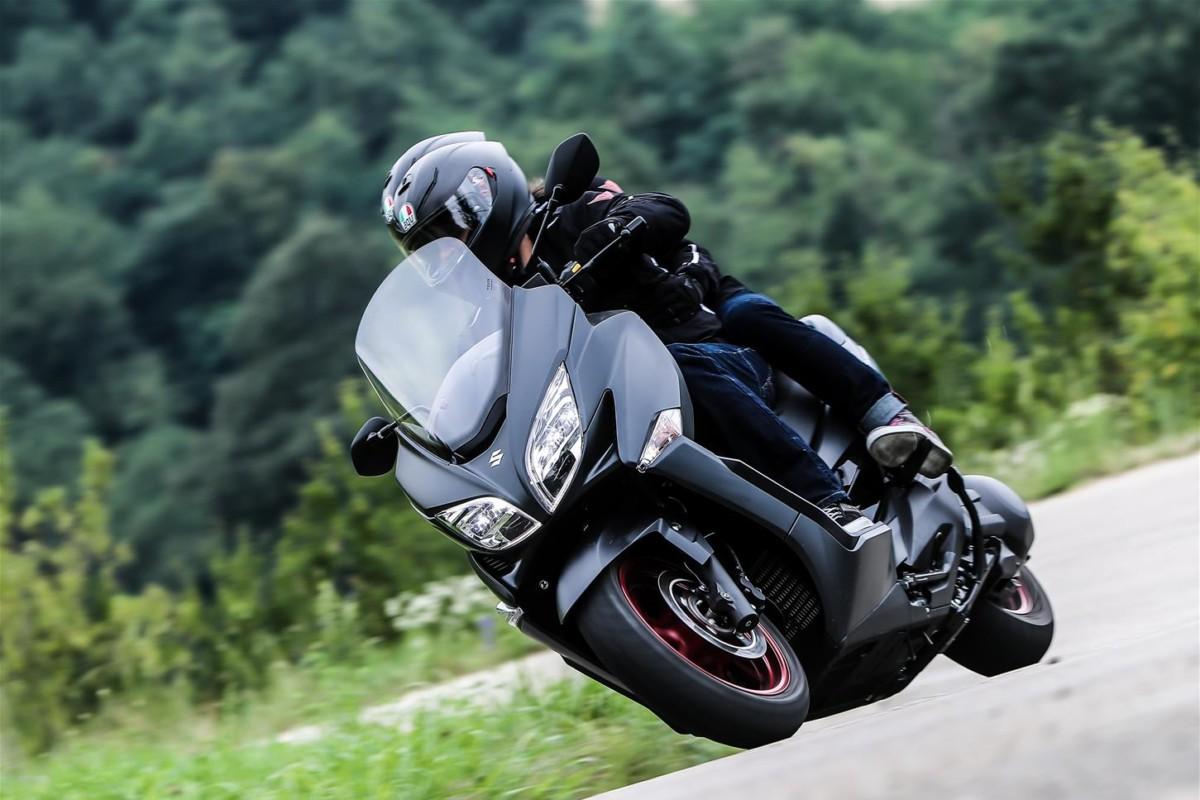 Nuovo Suzuki BURGMAN 400 ABS