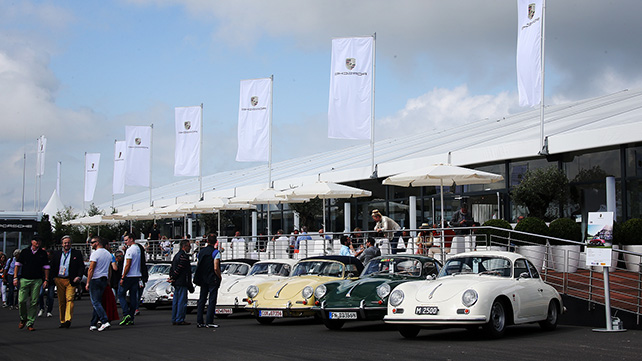 Porsche Classic e Pirelli Collezione al Nurburgring