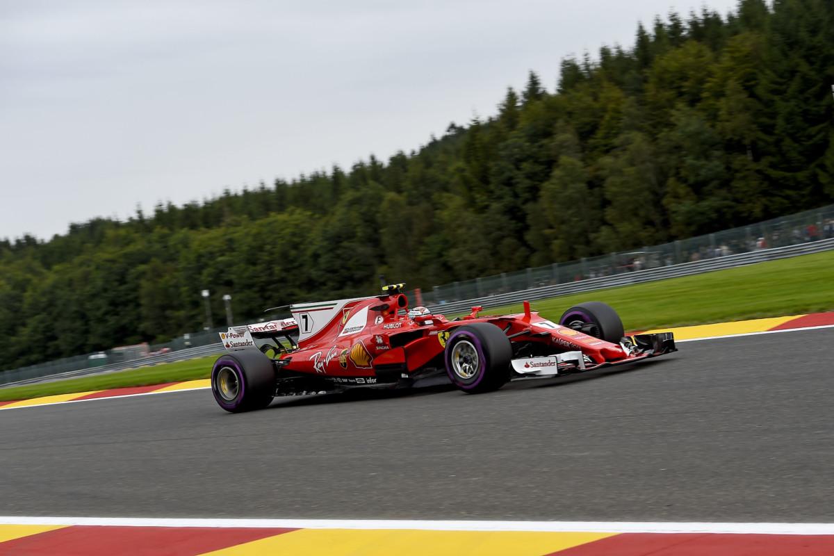 Belgio: il punto Ferrari sulle libere
