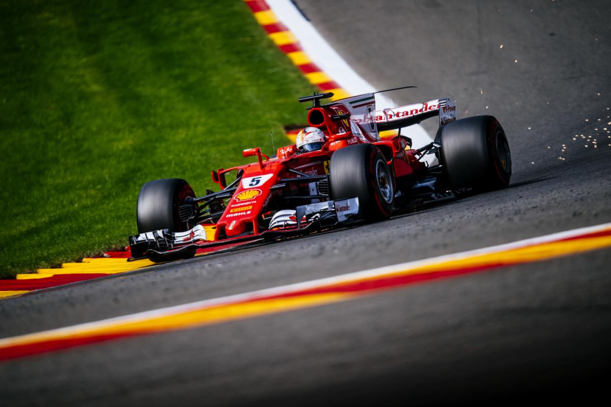 Belgio: il punto Ferrari sulle qualifiche