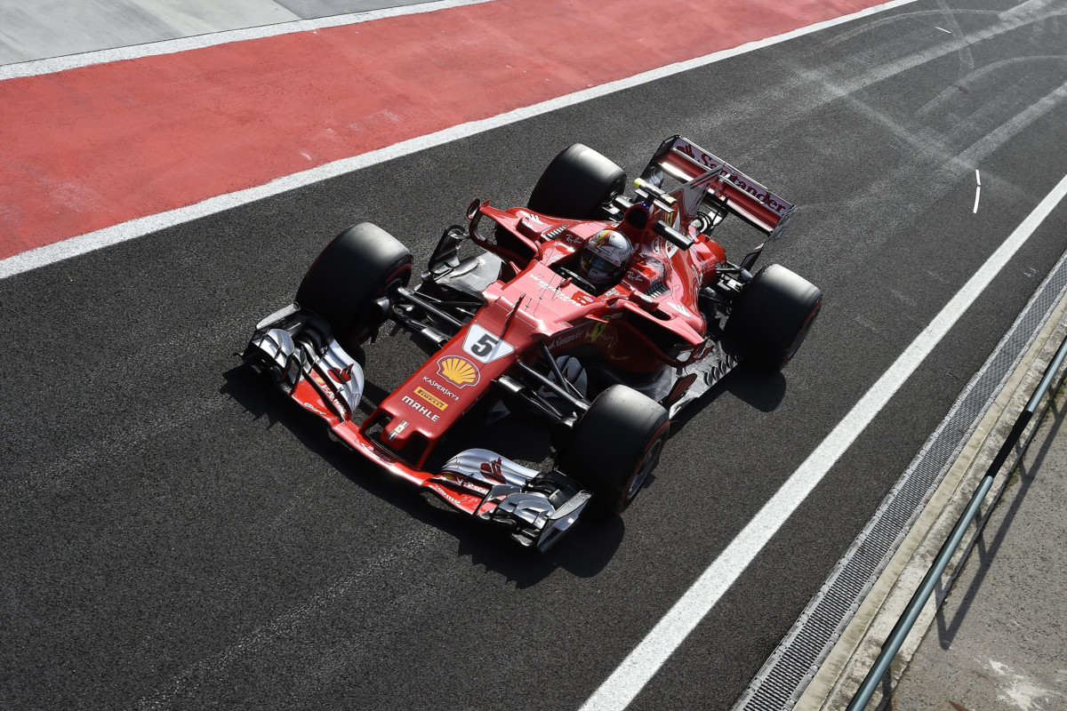 Scuderia Ferrari: estate a tutto test!