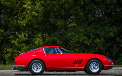 Tra un mese i festeggiamenti Ferrari a Maranello e l'asta