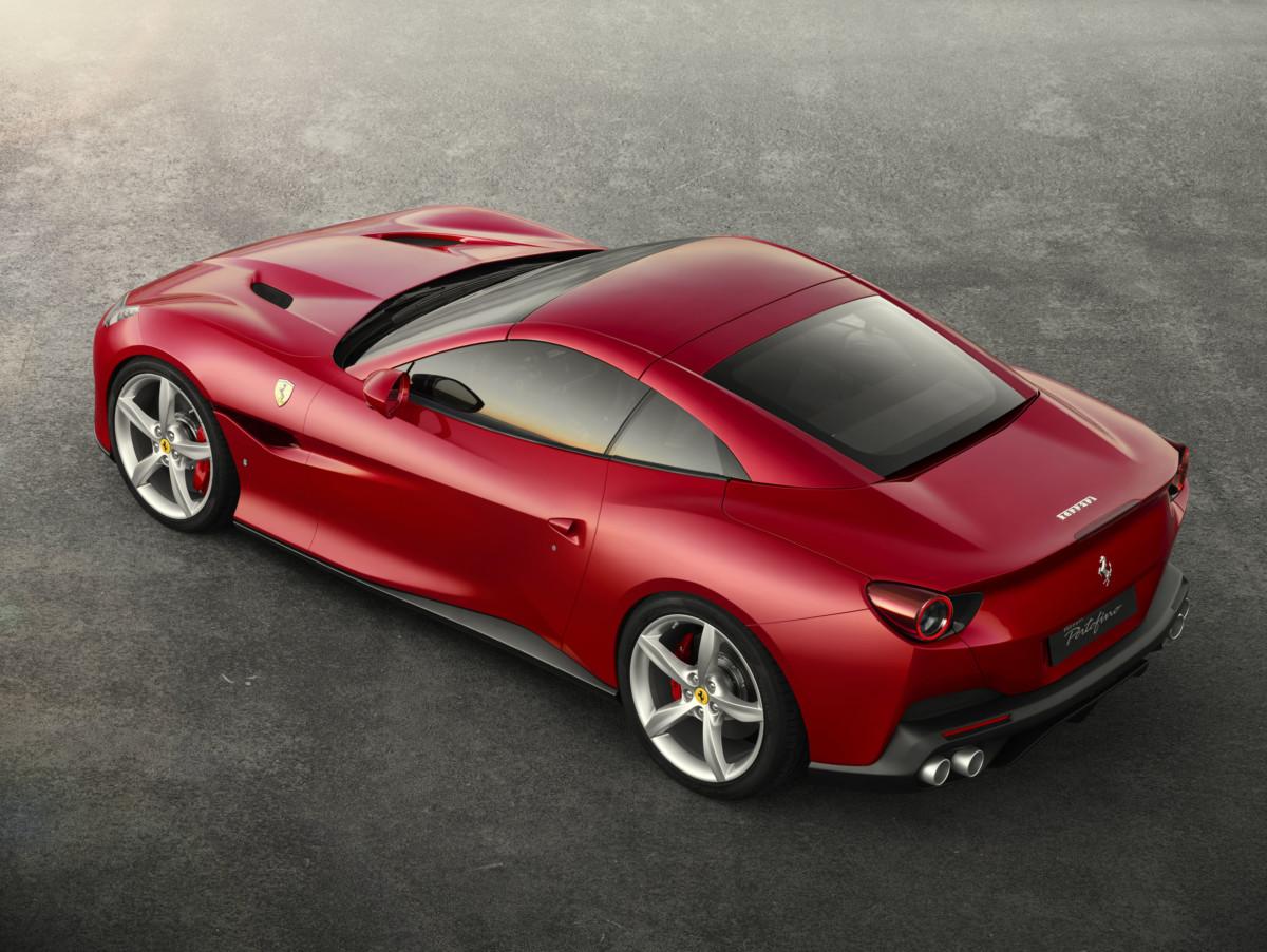 Svelata la Ferrari Portofino che vedremo a Francoforte