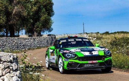 Abarth al 53° Rally del Friuli e delle Alpi Orientali