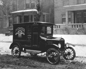 Ford celebra i 100 anni del Model TT