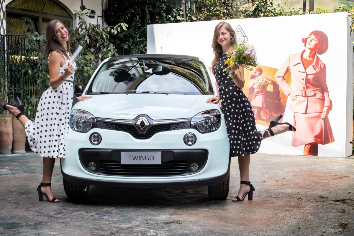 Renault Twingo La Parisienne: la più chic!