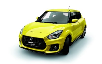 Suzuki New SWIFT Sport: i primi dettagli